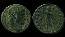 Ancient Coins - Constantine AE3. 327-328 AD, Constantinople  mint, Rare