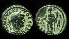 Ancient Coins - Egypt, Alexandria. Tacitus (275-276).  Bilon Tetradrachm.  year 1 (275/6)