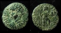 Ancient Coins - PISIDIA, PARLAIS. SEPTIMIUS SEVERUS, 193-211 AD. SCARCE CITY & IMPRESSIVE OBVERSE!!
