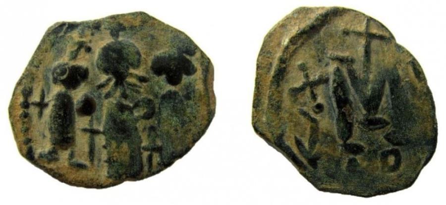arab byzantine coins