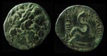 Ancient Coins - Mysia, Pergamon AE 22mm. ca 2nd Century BC