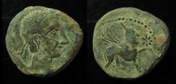 Ancient Coins - Castulo, Spain, AE29mm. Ca 1st century BC.