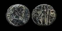 Phoenicia, Ake-Ptolemais. Septimius Severus. AE 22 mm.