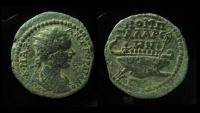 Ancient Coins - Gadara under Gordian III, 238-244 CE. AE 27mm, RARE!
