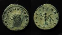 Ancient Coins - Gallienus, August 253 - 24 March 268 A.D.