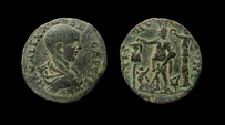 Ancient Coins - Phoenicia, Tyre. Alexander Severus, 222-235 AD. AE 28 mm.