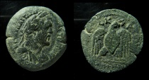 Ancient Coins - EGYPT, Alexandria. Antoninus Pius. AD 138-161. AE Drachm
