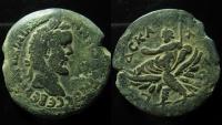 Ancient Coins -  Egypt, Alexandria. Antoninus Pius AE 34 mm, Drachm.