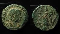 Ancient Coins - EGYPT, Alexandria. Severus Alexander. AD 222-235. Æ Drachm (33mm). RARE
