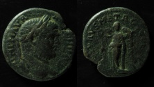 Ancient Coins - PHOENICIA, Tyre. Caracalla. AD 198-217. Æ 26mm, EX-RARE!