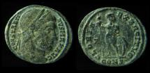 Ancient Coins - Constantine AE3. 327 AD. Constantinople mint, Rare