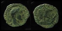 Ancient Coins - Phoenicia, Byblus, Elagabalus AE25mm, EX-RARE!!