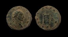 Ancient Coins - Divus Carus. AE Antoninianus. Antioch mint, Under Carinus or Numerian. 20 mm.