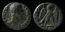 Ancient Coins - Nerva, 96 – 98, Silver Tetradrachm, Antiochia, 96 AD, (15g) Beautiful portrait!