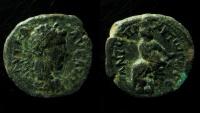 Ancient Coins - Syria, Decapolis. Gerasa. Marcus Aurelius. 161-180 C.E. AE 20 mm
