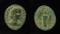 Ancient Coins - PHRYGIA, Peltae. Plautilla. Augusta, AD 202-205. Æ  24mm, Ex-Rare!!!