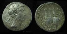 Ancient Coins - LYCIAN LEAGUE, AUGUSTUS. 27 BC - 14 AD