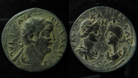 Ancient Coins - CILICIA, Seleucia ad Calycadnum. Valerian I. AD 253-260. Æ 32mm
