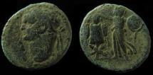 Ancient Coins - Judaea Capta. Domitian. 81-96 C.E. AE 24 mm