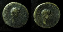 Ancient Coins - MACEDON, Thessalonica ??? Augustus and Tiberius