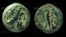 Ancient Coins - PTOLEMY II, Philadelphos, 285-246 BC, AE28 mm, Alexandria mint, Rare
