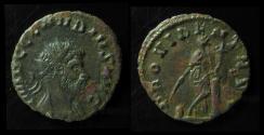 Ancient Coins - CLAUDIUS II GOTHICUS, 268-270 AD. Antoninian. PROVIDENT AVG
