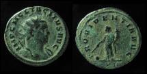 Ancient Coins - Tacitus AE Antoninianus. Rome mint.