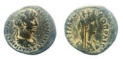 Ancient Coins - Petraea, Petra. Hadrian. AE 21 mm, AD 117-138.