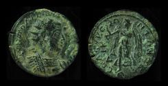 Ancient Coins - CILICIA, Seleucia ad Calycadnum. Valerian I. 253-260 AD. AE 31mm.