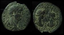 Ancient Coins - Valerian I Æ36mm of Seleucia ad Calycadnum, Cilicia. AD 253-260. Very large provincial medallion!