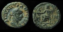 Ancient Coins - EGYPT, Alexandria. Billon Tetradrachm. Diocletian. Zeus Seated