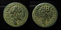 Ancient Coins - Antoninus Pius and Marcus Aurelius as Caesar (138-161). Cyprus, Koinon of Cyprus. Æ (33mm).