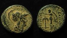 Ancient Coins - Seleukid Kingdom, Seleukos II, AE 20 mm.