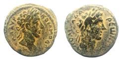 Ancient Coins - Gadara, Decapolis. Commodus (177 - 192 AD). AE 26 mm.