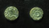 World Coins - Vandals. Gunthamund (484-496). AE Nummus. Carthage.