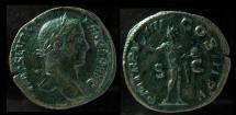 Severus Alexander AE Sestertius. 230 AD. (21.3gm)