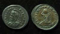 Ancient Coins - Constantine II AE3. 321-322. London mint