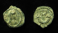 Ancient Coins - Decapolis,Petra, 14mm, Pseudo-Autonomous issue. Early 2nd century AD, Superb!!!
