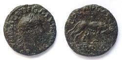 Ancient Coins - Alexandria Troas. Trebonianus Gallus. AE 20 mm, As.