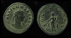 Ancient Coins - Gallienus Billon Antoninianus.
