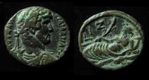 EGYPT, Alexandria. Hadrian 117 - 138 ad Billon Tetradrachm 23mm. Recling Egypt.