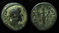 Ancient Coins - Syria. Antioch ad Hippum, Lucius Verus. AD 161-169, AE23mm, RARE!