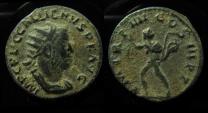 Ancient Coins - Gallienus Billon Antoninianus, 20 mm, Ex-Rare!