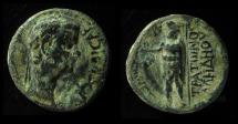Ancient Coins - PHRYGIA,AEZANIS. GAIUS CALIGULA, AD 37-41. 20MM