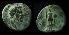 Ancient Coins - ARABIA PETRAEA, Rabbath-Moba. Septimius Severus. AD 193-211. Æ 27mm. Rare!
