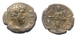 Ancient Coins - Aelius Bilon Tetradrachm of Alexandria, Egypt. Rare.