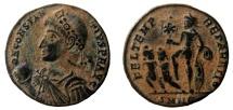Constantius II, 337-361 AD. AE 22 mm. Heraclea mint.