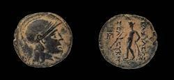 Ancient Coins - Seleukid Kingdom, Seleukos II AE 18 mm.