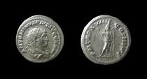 Caracalla, 198 – 217 AD. Silver Antoninianus.