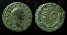 Ancient Coins - Syria, Antioch, Vespasian AE 20mm, Rare Type!